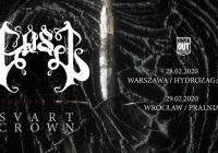 Gost, Svart Crown we Wrocławiu