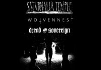 Saturnalia Temple zagra z Wolvennest i Dread Sovereign