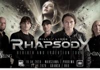 Turilli / Lione Rhapsody na dwóch koncertach w Polsce