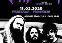 Zakk Sabbath, DJ Matt Stocks w Warszawie