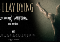 As i Lay Dying, Emmure, Whitechapel, Une Misere we Wrocławiu