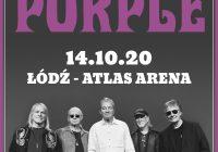 DEEP PURPLE w 2020 roku na koncercie w Polsce