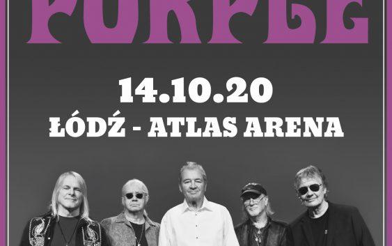 Deep Purple 2020 Polska