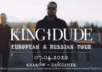 King Dude wystąpi w Krakowie w kwietniu 2020 r