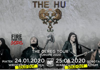The HU, Fire From The Gods we Wrocławiu