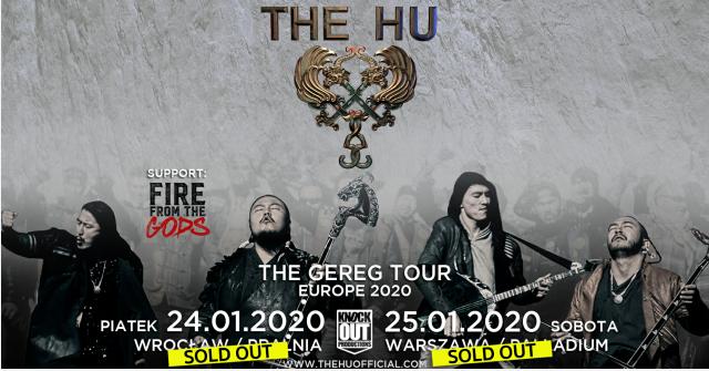 The Hu koncerty 2020