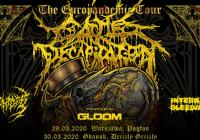 Cattle Decapitation na dwóch koncertach w Polsce