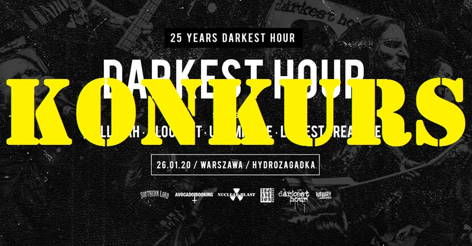 Darkest Hour Konkurs