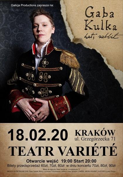 Gaba Kulka Kraków