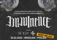 Imminence, The Oklahoma Kid, Acres we Wrocławiu
