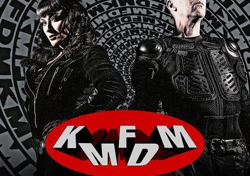 KMFDM koncert