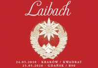 Laibach wystąpi w Krakowie i Gdańsku