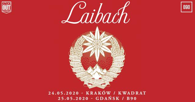 Laibach koncerty