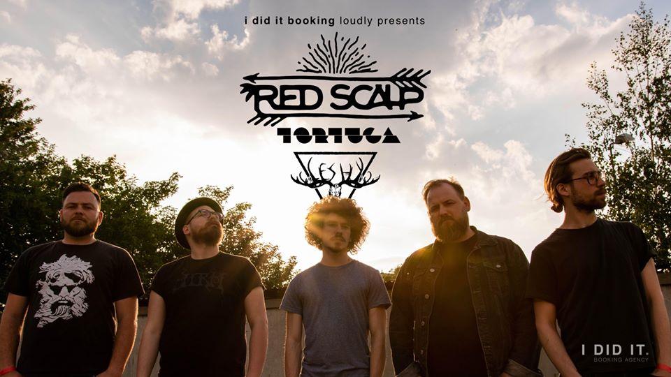 Red Scalp Tortuga Warszawa