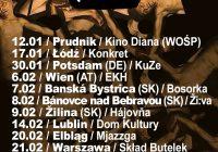 """The Pau rusza w trasę koncertową promującą album """"Raj"""""""
