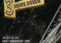 3 Doors Down na jedynym koncercie w Polsce