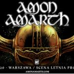 Amon Amarth Warszawa