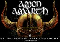 Amon Amarth: Koncert przełożony