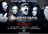 Deathstars dwukrotnie zaprezentuje się w Polsce