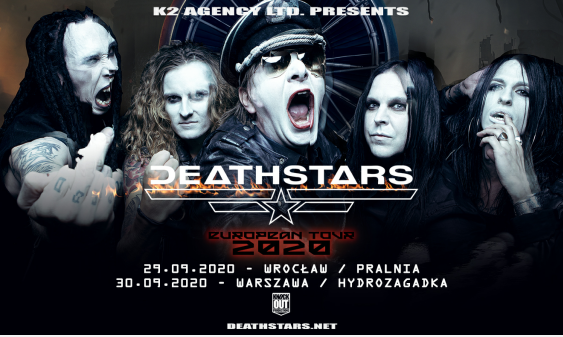 Deathstars koncerty