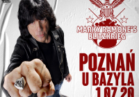 Marky Ramone's Blitzkrieg w Poznaniu