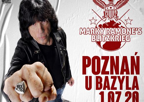 Marky Ramone Poznań