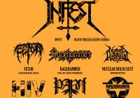 Mythrone Festival już za miesiąc! Infest, Ragehammer, Nuclear Holocaust i inni zagrają w Krakowie