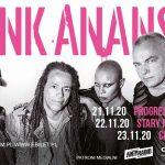 Skunk Anansie koncerty