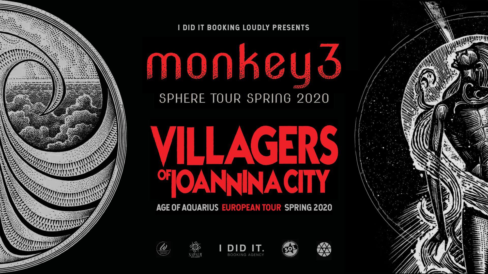 monkey 3 Warszawa