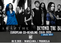 Amaranthe i Beyond The Black wystąpią w Warszawie