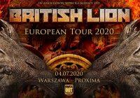British Lion na jednym koncercie w Polsce