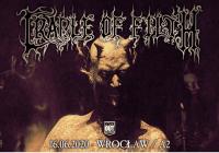 Cradle Of Filth wystąpi we Wrocławiu