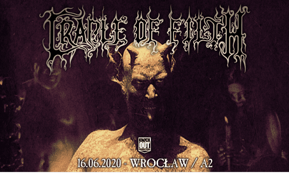 Cradle Of Filth koncert