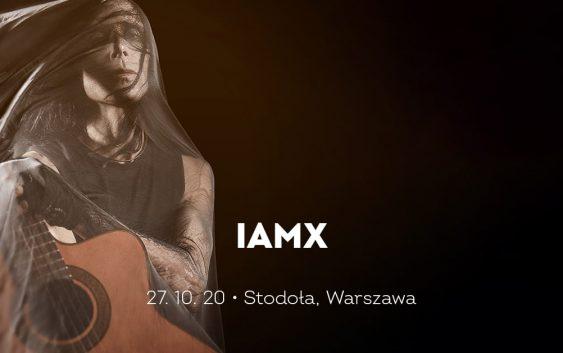 IAMX - Stodoła