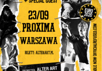 Refused na jedynym koncercie w Polsce!
