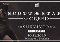 Scott Stapp (Creed) wystąpi w Polsce