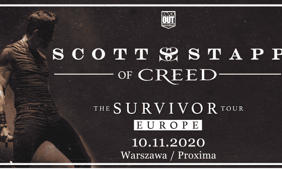 Scott Stapp koncert