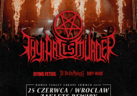 Thy Art Is Murder, Dying Fetus, Chelsea Grin, Fit For An Autopsy w Polsce