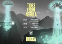 Bokka i Tides From Nebula ruszają razem w jesienną trasę koncertową