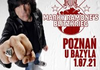 Marky Ramone's Blitzkrieg – nowa data koncertu