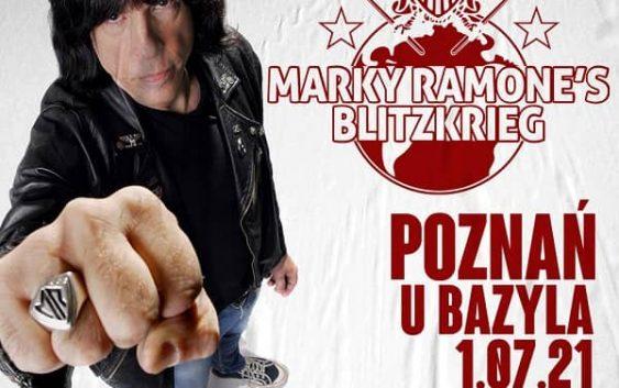 Marky Ramone's Blitzkrieg nowa data