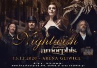 Nightwish w Polsce: Ruszyła sprzedaż biletów dla użytkowników Allegro Smart