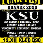 Punk Fest 2020 gdańsk