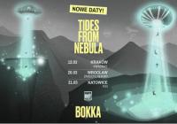 Trasa Bokka i Tides From Nebula przeniesiona na marzec 2021 roku