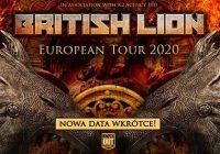 British Lion w Polsce: Koncert przełożony