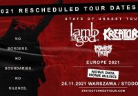 Lamb Of God streamuje wyjątkowe koncerty