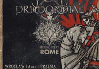 Dwa koncerty Primordial, Naglfar i Rome