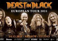 Beast in Black w Krakowie