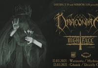 Dwa koncerty Draconian w Polsce