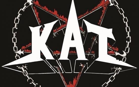 Kat - Metal And Hell okładka